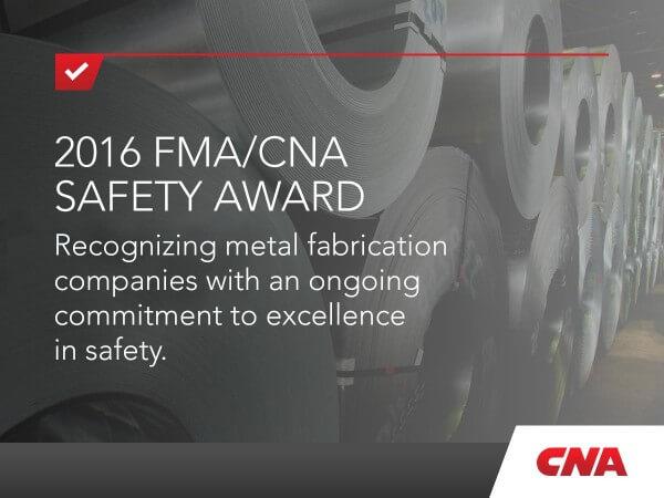 CNA Safety Awards