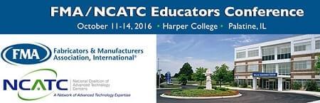 FMA/NCATC Educators Conference