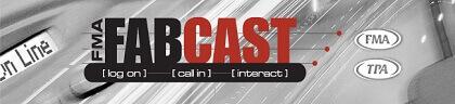 FabCast header