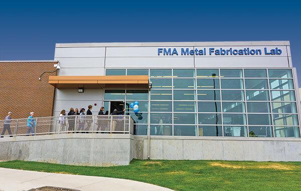 FMA Metal Fabrication Lab